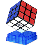 MoYu WeiLong WR 3x3x3 Speed Cube Black