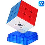 MoYu WeiLong WR M 3x3x3 Magnetic Stickerless Speed Cube