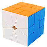 YuXin Little Magic SQ-1 Stickerless Cube