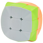 CB Wavy 2x3x3 Cube Puzzle Toy Stickerless