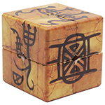 Zcube Oracle Bone Script Magic Cube Puzzle