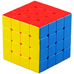 SENGSO Mr. M Magnetic 4x4x4 Speed Cube Stickerless