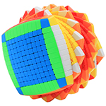 ShengShou 12x12x12 Magic Cube Stickerless
