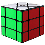 QiYi YiLeng Fisher Cube Black