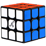 QiYi Valk3 M 3x3x3 Magnetic Speed Cube Black
