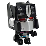 MBD 2x2 Action Figure Black