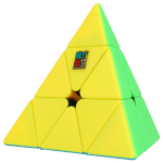 Cubing Classroom Meilong Pyraminx Magic Cube Stickerless