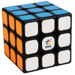 YuXin Kylin V2 3x3x3 Speed Cube Black