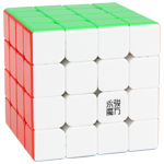 YongJun YuSu V2 M 4x4x4 Magnetic Magic Cube Stickerless