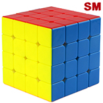 QiYi Valk4 M 4x4x4 Speed Cube Strong Magnetic Version Sticke...