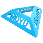 2pcs MoYu Magic Cube Holder Blue