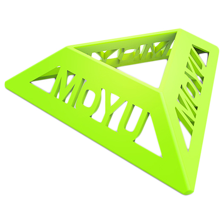 2pcs MoYu Magic Cube Holder Green