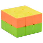 FanXin 4-color 2x3x3 Magic Cube Puzzle