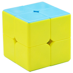 FanXin 3-color Pudding 2x2x2 Magic Cube Puzzle
