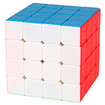 Cubing Classroom Meilong 4x4x4 Magic Cube Stickerless