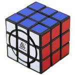 WitEden Super 3x3x3 Magic Cube Black