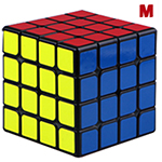 QiYi Valk4 M 4x4x4 Speed Cube Standard Magnetic Version Stic...