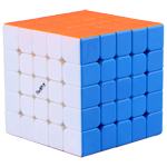 QiYi Valk5 M 5x5x5 Magnetic Speed Cube Stickerless