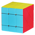 ShengShou Fisher Magic Cube Stickerless