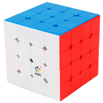 YuXin Little Magic M 4x4x4 Magnetic Magic Cube Stickerless