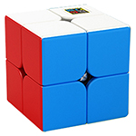 Cubing Classroom Meilong 2x2x2 Magic Cube Stickerless