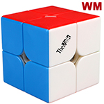QiYi Valk2 M Magnetic 2x2x2 Stickerless Speed Cube Weak Magnetic Version