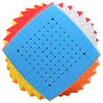 ShengShou 10x10x10 Magic Cube Stickerless