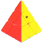 Cyclone Boys Magnetic Pyraminx Stickerless Speed Cube