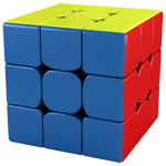 MoYu Weilong GTS2M Magnetic 3x3x3 Stickerless Speed Cube WCA...