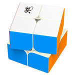 DaYan TengYun M 2x2x2 Magnetic Speed Cube Stickerless