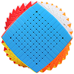 ShengShou 11x11x11 Magic Cube Stickerless