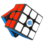 GAN 356i Intelligent Speed Cube, Stickered Version Half-Bright