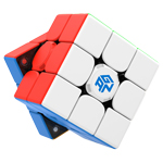 GAN 356i Intelligent Speed Cube, Stickerless Version Full-Bright