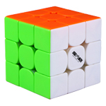 QiYi Thunder Clap V3 3x3x3 Magic Cube Stickerless