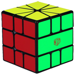 QiYi X-Man VOLT V2 SQ-1 Speed Cube Magnetic(/) Black