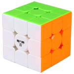 QiYi MoFangGe WuWei M 3x3x3 Magnetic Magic Cube Stickerless