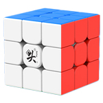 DaYan GuHong V3 Magnetic Magic Cube Stickerless