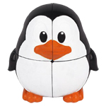 YuXin Penguin 2x2 Magic Cube Puzzle Toy