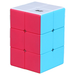 QiYi MoFangGe 2x2x3 Magic Cube Stickerless