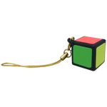 Zcube 1x1 Ornament Cube Black