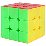 Classroom Meilong 3x3x3 Magic Cube Stickerless