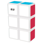 QiYi 1x2x3 Magic Cube White