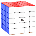 YongJun MGC 5 Magnetic 5x5x5 Stickerless Speed Cube