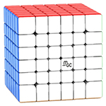 YongJun MGC 6 Magnetic 6x6x6 Stickerless Speed Cube