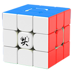 DaYan TengYun V2 M Numerical 3x3x3 Magnetic Speed Cube Stickerless