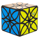 LanLan Butterflower Copter Magic Cube Black