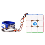 GAN330 3x3x3 Magic Cube Keychain