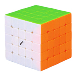 QiYi M 5x5x5 Magnetic Magic Cube Stickerless