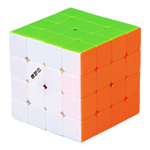 QiYi M 4x4x4 Magnetic Magic Cube Stickerless