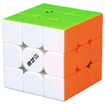 QiYi M 3x3x3 Magnetic Magic Cube Stickerless